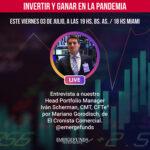 Invertir y ganar en la pandemia
